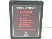Atari 2600 Combat Game Cartridge Video Game Original System Game
