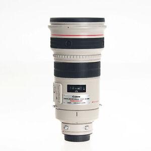 Canon EF 300mm F2.8 L IS USM Autofocus Telephoto Prime EOS Lens 2531A002