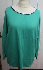 Pullover- Olsen  - smaragdgrün- Gr.- 46 -lange Ärmel - Neuware