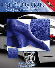 Microfibre Car Drying Towel - Blue