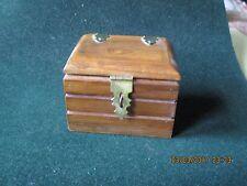 Wooden Deluxe Locked Box