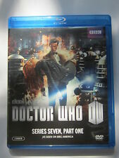 "DOCTOR WHO(2012) ""BLUE RAY"" SERIES SEVEN PART ONE (MATT SMITH)  ""BBC AMERICA"""