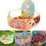 New Portable Kids Play House Indoor Outdoor Ball Pit Pool Tent Play Game Hut Toy