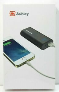 Jackery Bar 6000mAh 2.1A Backup Battery Tablets Smartphones NEW Sealed