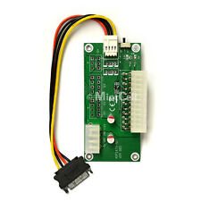 Dual Power Supply Adapter Card Multiple PSU Connector
