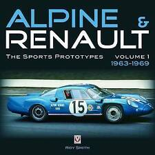 ALPINE & RENAULT - THE SPORTS PROTOTYPES, VOL. 1 1963-1969
