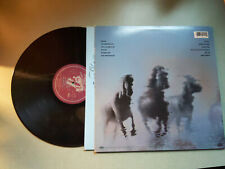 Bob Seger & The Silver Bullet Band LP Inner Sleeve You'll Accomp'ny Me 1980