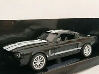 1/43 FORD SHELBY MUSTANG GT500 1967 LICENCIA COCHE METAL ESCALA SCALE DIECAST