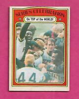 RARE 1972 OPC # 230 SERIES CELEBRATION EX+  CARD (INV# J0211)