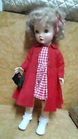 1950s 24 inch tagged original Madame Alexander Winnie Walker doll
