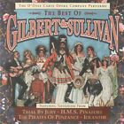 THE BEST OF GILBERT & SULLIVAN (D'oyly Carte Opera Co) - CD album