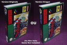HAGANE - Super Nintendo SNES EUR - Universal Game Case (UGC)