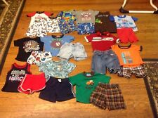 Huge Lot Of 24 Size 18 M Months Spring & Summers Outfits Mudd Pie Carters & More