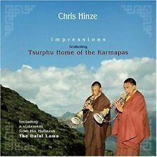 Chris Hinze Tibet impressions (1994) [CD]
