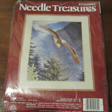 Morning Flight from Needle Treasures counted cross stitch kit