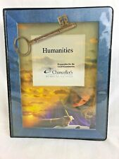 Chancellor's Learning System Humanities Study Guide Prep for CLEP Examination
