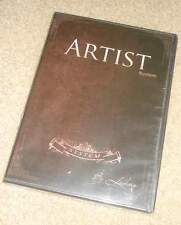 "THE ""ARTIST SYSTEM"" DVD by LUKAS Best Price Free Shipping! MAGIC TRICK"