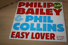 PHILIP BAILEY & PHIL COLLINS EASY LOVER EXTENDED RE-MIXED VERSION