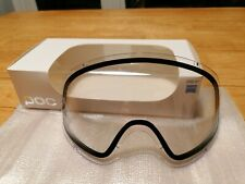 POC Ora Spare Goggle Lens - Clear - Mountain Bike MTB Eyewear new in box