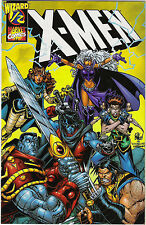 X-Men #1/2 (Marvel / Wizard) NM- 9.2 with COA Mike Wieringo Art!