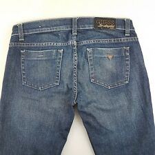Guess Log Angeles 1981 Womens Jeans Skinny Leg Zip Fly Size W 31 | L 26.5 FR 7