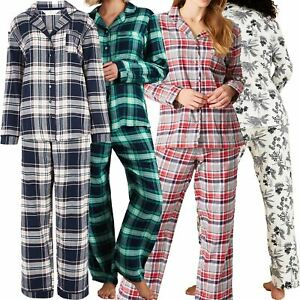 Lovely BNWT M/&S blue checked pure cotton mix nightshirt size 22