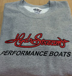 HydroStream Crew Sweat Shirt