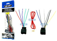 70-2105 AFTERMARKET WIRING HARNESS STEREO ADAPTER FOR CHEVY IMPALA +GM +PONTIAC