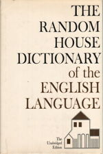 The Random House Dictionary of the English Language - AA.VV. (Random House)