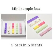 Snap Bar Mini Wax Melt Sample Box-Perfume Designer Soy Wax Melts-HIGHLY SCENTED