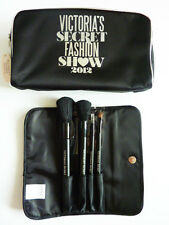 VICTORIA'S SECRET 2012 FASHION SHOW 4 PIECE MAKE UP BRUSH SET *BRAND NEW