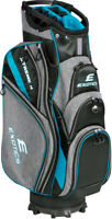 Tour Edge Exotics Xtreme 4 Cart Bag Grey/Blue