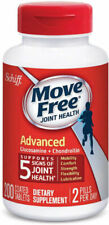 Schiff Move Free B075GBDTG3 Joint Health Supplement 200 Tablets Supplements Adv