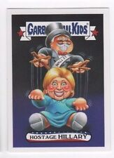 2017 Garbage Pail Kids Adam-Geddon Presidential Election 4a Hostage Hillary