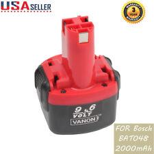 BAT048 2.0Ah 9.6V Rechargeable Battery for Bosch PSR 960 2 607 335 272 32609-RT