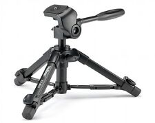 Velbon EX-MINI Tripod Compact & Lightweight 2 way Pan/Tilt Head & Case BRAND NEW