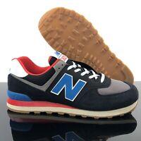 New Balance Men's Running Shoes ML574SOV Neo Classic Blue Nebula Size 13 NEW
