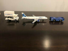Jet Blue Mini Airport Playset - Gently Used