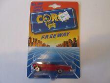 Corgi Freeway Ford Thunderbird red