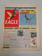 EAGLE #33 VOL 6 AUGUST 19 1955 BRITISH WEEKLY DAN DARE SPACE ADVENTURES*