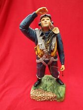 More details for ashmor raf bomber command wwii aircrew figure boxed limited edition & coa