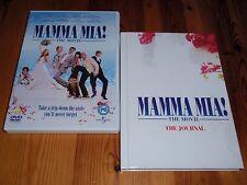 Mamma Mia! - DVD & Hardback Journal Set