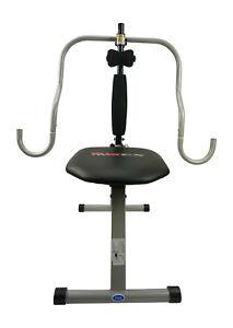 Ab Doer Twist EX Fitnesstrainer Bauchmuskeltraining Rückentrainer Fitness Gerät