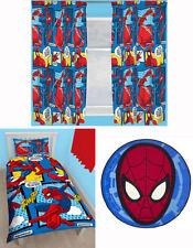Spider-Man Pictorial Curtains for Children