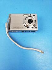 Sony DSC W80 7.2 MP Digital Camera Silver