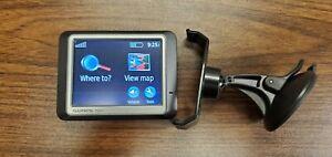 """Garmin Nuvi 250 3.5"""" GPS Navigation Unit Bundle W/ Suction Mount"""