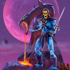 """1/6 MOTU Backdrop 15""""x15"""" - Ideal For 1/6 Skeletor and He-Man Figures by Mondo"""