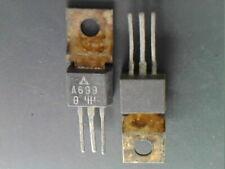 2SA699 A699 (Q) PNP power amplifier transistor NOS. Matsushita
