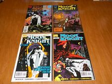 Moon Knight #1, #2, #3, #4 (complete 1998 Limited Series) Moench / Edwards, RARE