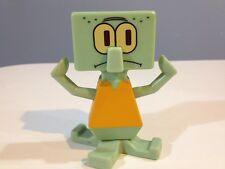 ☀️SQUIDWARD 2009 Burger King Spongebob Truth or Square Figure Cake Topper Toy